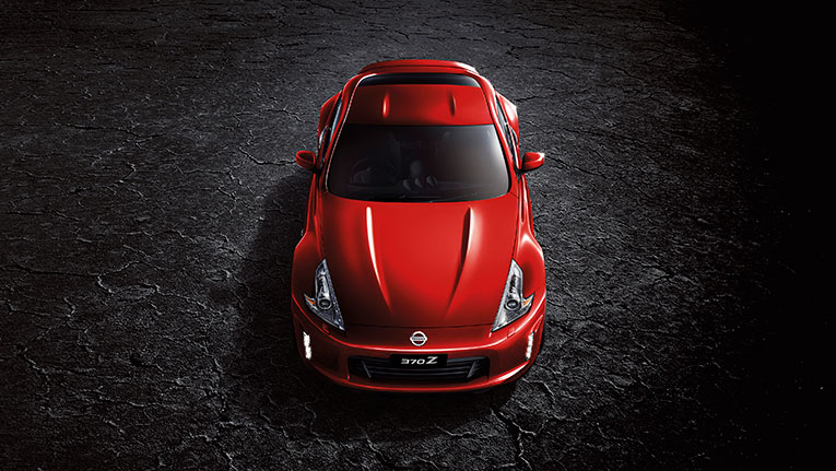 370Z Coupe 01
