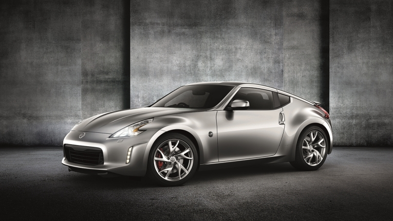 370Z Coupe 09