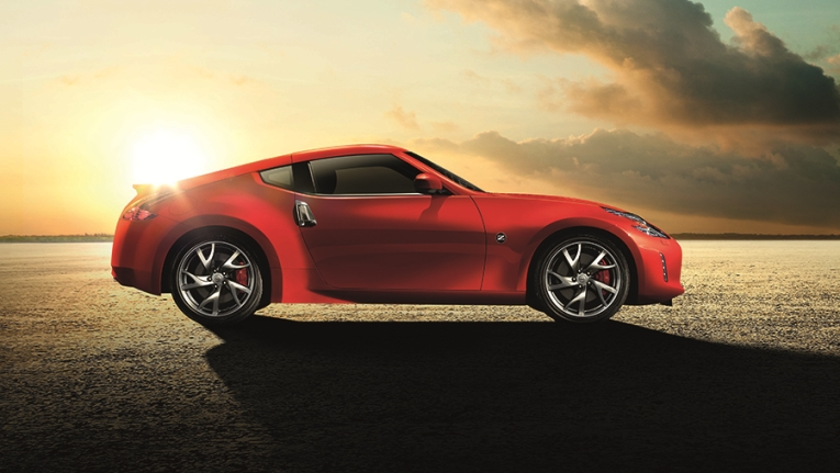 370Z Coupe 12